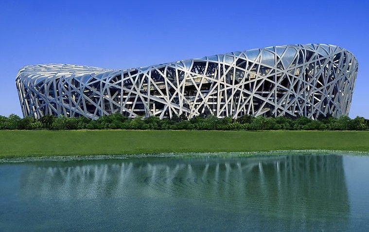 鸟巢—2008奥运会国家体育场项目法人合作方万博手机版ios